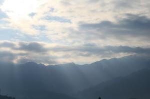 天の光は 観光 中山道 馬籠 妻籠 恵那山 1