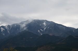 まぼろしの雪山3 恵那山 拝仙